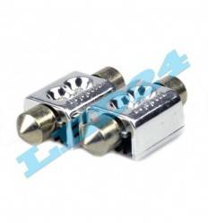 Bec led c5w 2 SMD 2W Samsung can-bus 36 mm